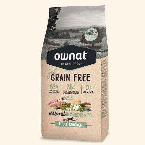 Ownat Grain Free Pollo