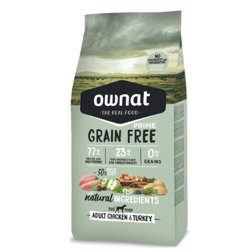Ownat Grain Free Adulto