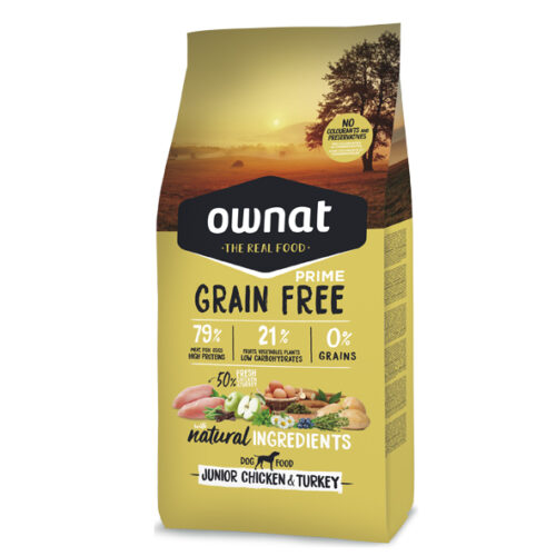 Ownat Grain Free Junior