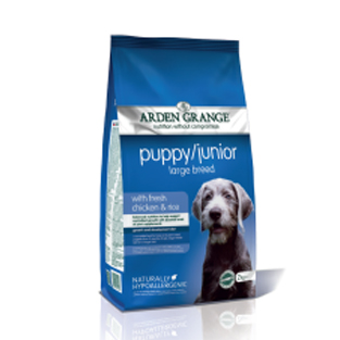 Arden Grange Puppy Large Breed Maxi