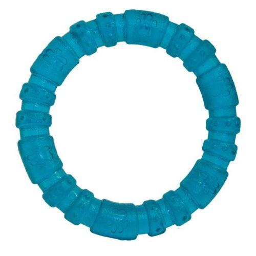 juguete anilla refrescante antimicrobiana