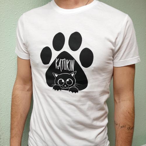 camiseta solidaria katukin elkartea