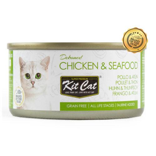 Kit Cat Pollo y Atún