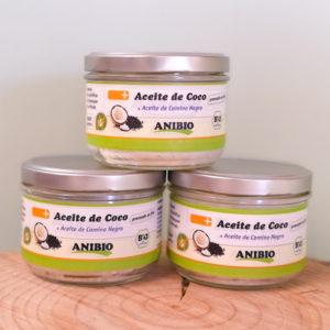 Aceite de Coco y de Comino Negro BIO
