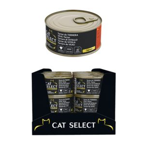 Lata Cat Select Ternera