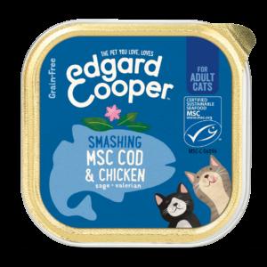 Bacalao y Pollo Edgar Cooper
