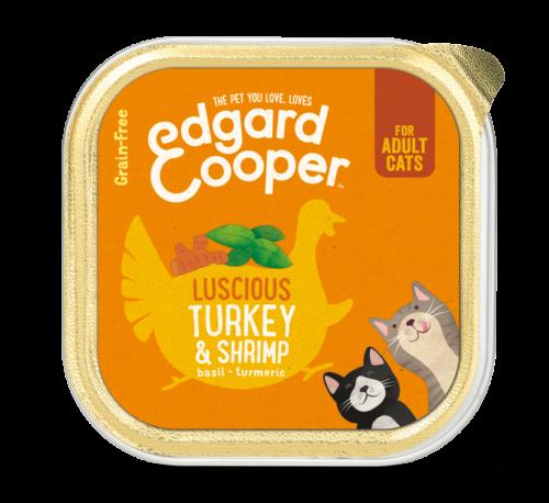 Pavo y Camarones Edgar Cooper