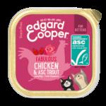 Pollo y Trucha Edgar Cooper