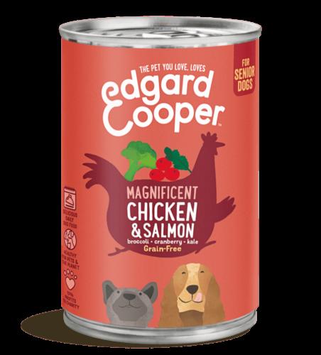 Pollo y Salmón Edgar Cooper