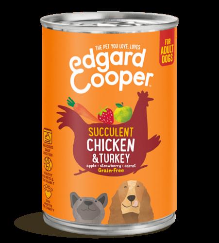Pollo y Pavo Edgar Cooper