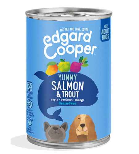 Salmón y Trucha Edgar Cooper