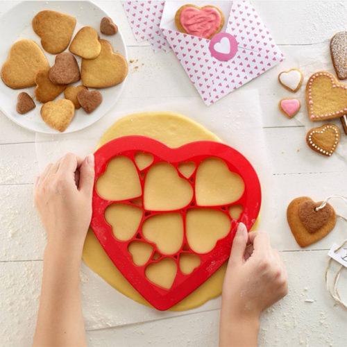 molde galletas para perros