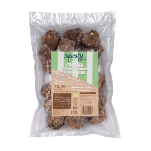 Cookies Vísceras de Ternera Ecológicas