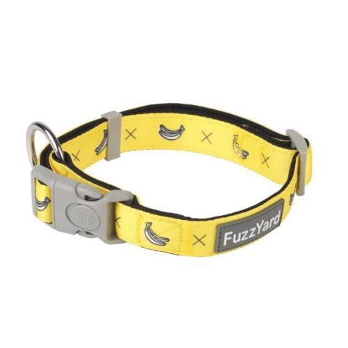 fuzzyard-neoprene-collar-monkey-mania-s