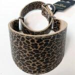 Collar Martingale Leopardo Talla 35