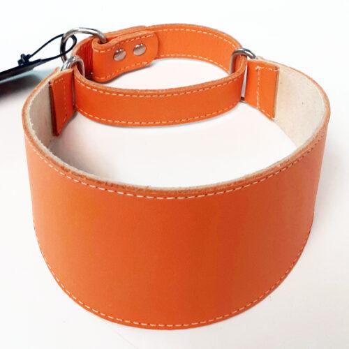 Collar Martingale Naranja Talla 45