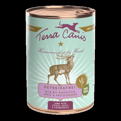 Terra Canis Grain Free Ciervo con Patata