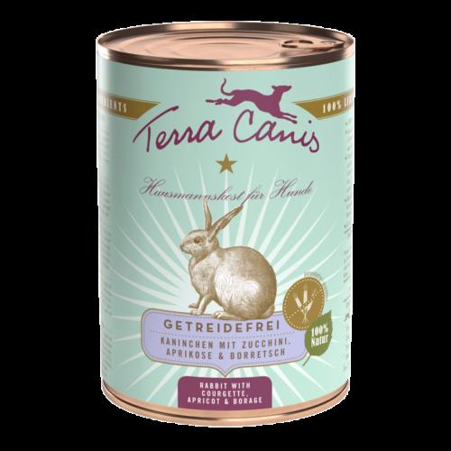 Terra Canis Grain Free Conejo con Calabacín