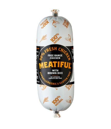 Salchicha Meatiful Pollo de Corral